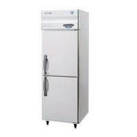ホシザキの縦型冷蔵庫